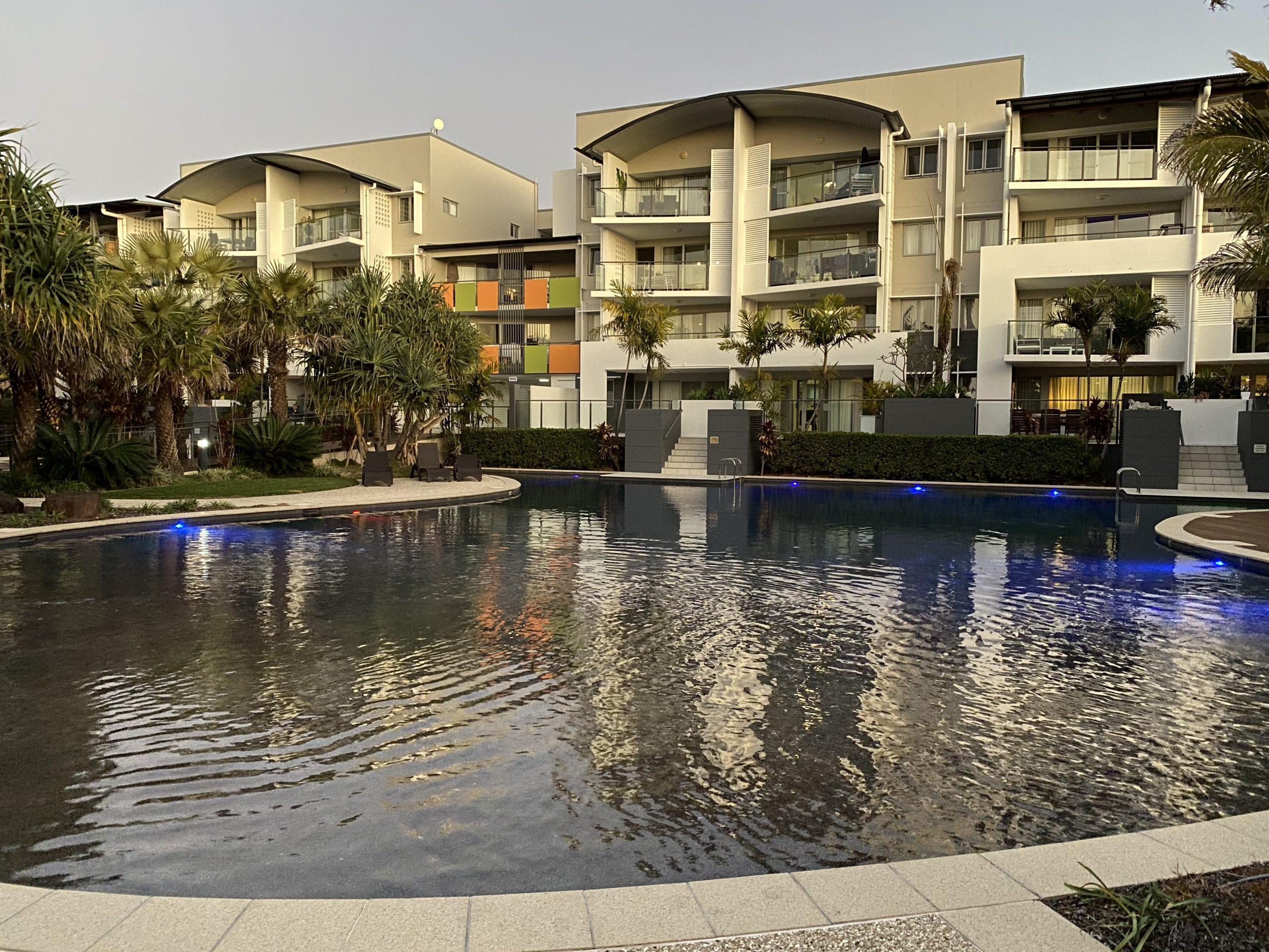 Ocean Reach apartments